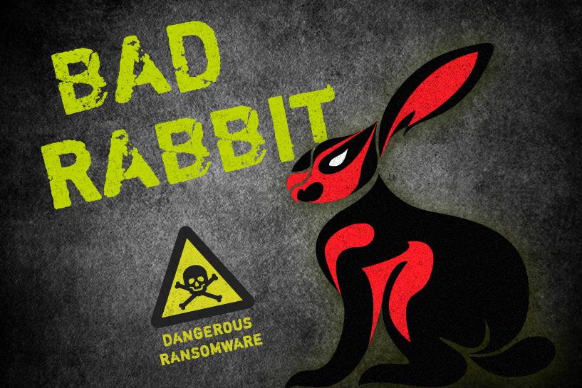 Bad Rabbit- The Newest Burglar on the Ransomware Block