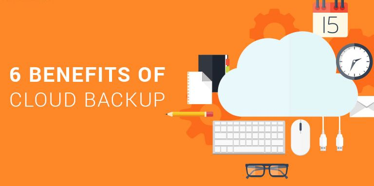 BENEFITS OF CLOUD BACKUPS