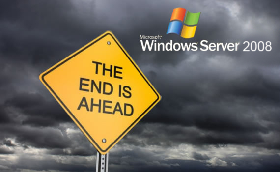 Windows 2008 Server End of Life